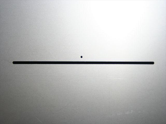 スリットの公差0.01mm以下の超高精度スペーサー画像
