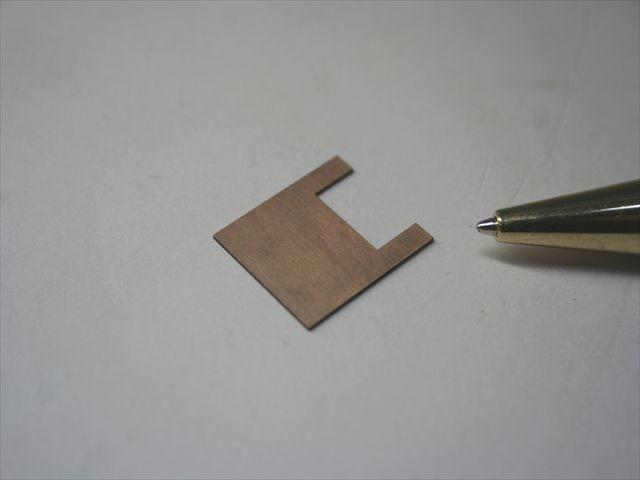 C5210 t0.3 シム板(薄板金属加工)画像