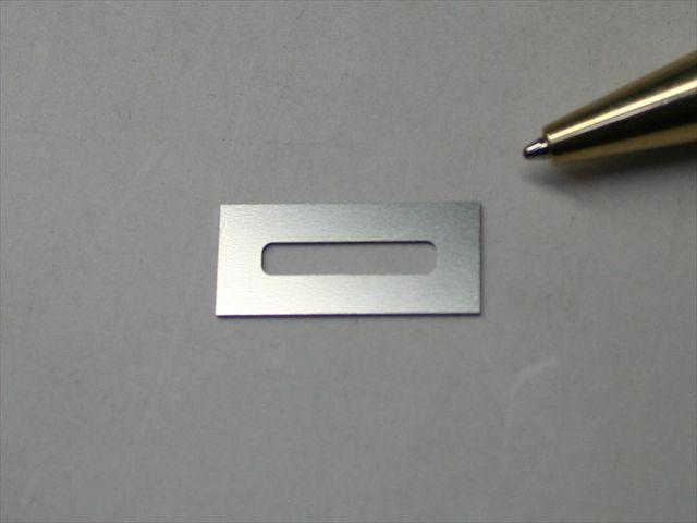 シム板(薄板金属加工)画像