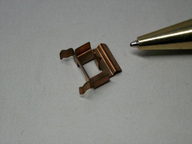 電極・端子(リン青銅)画像