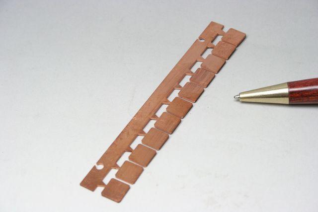 銅板加工(金型レス)画像
