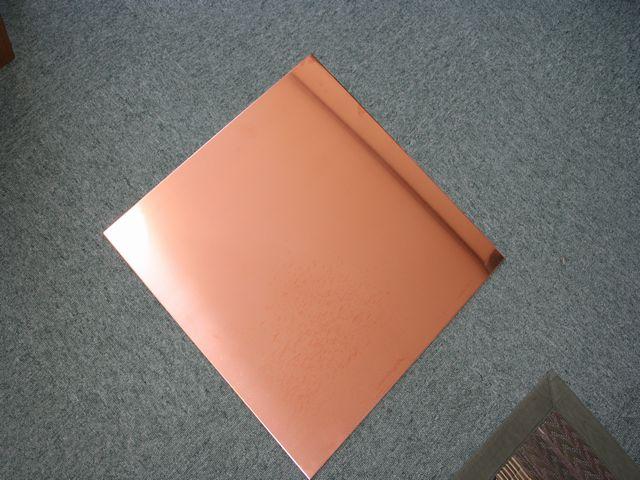銅板 販売1枚から画像