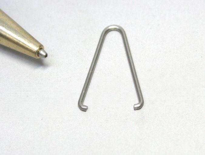 SUS304 φ1.2 線材加工品画像