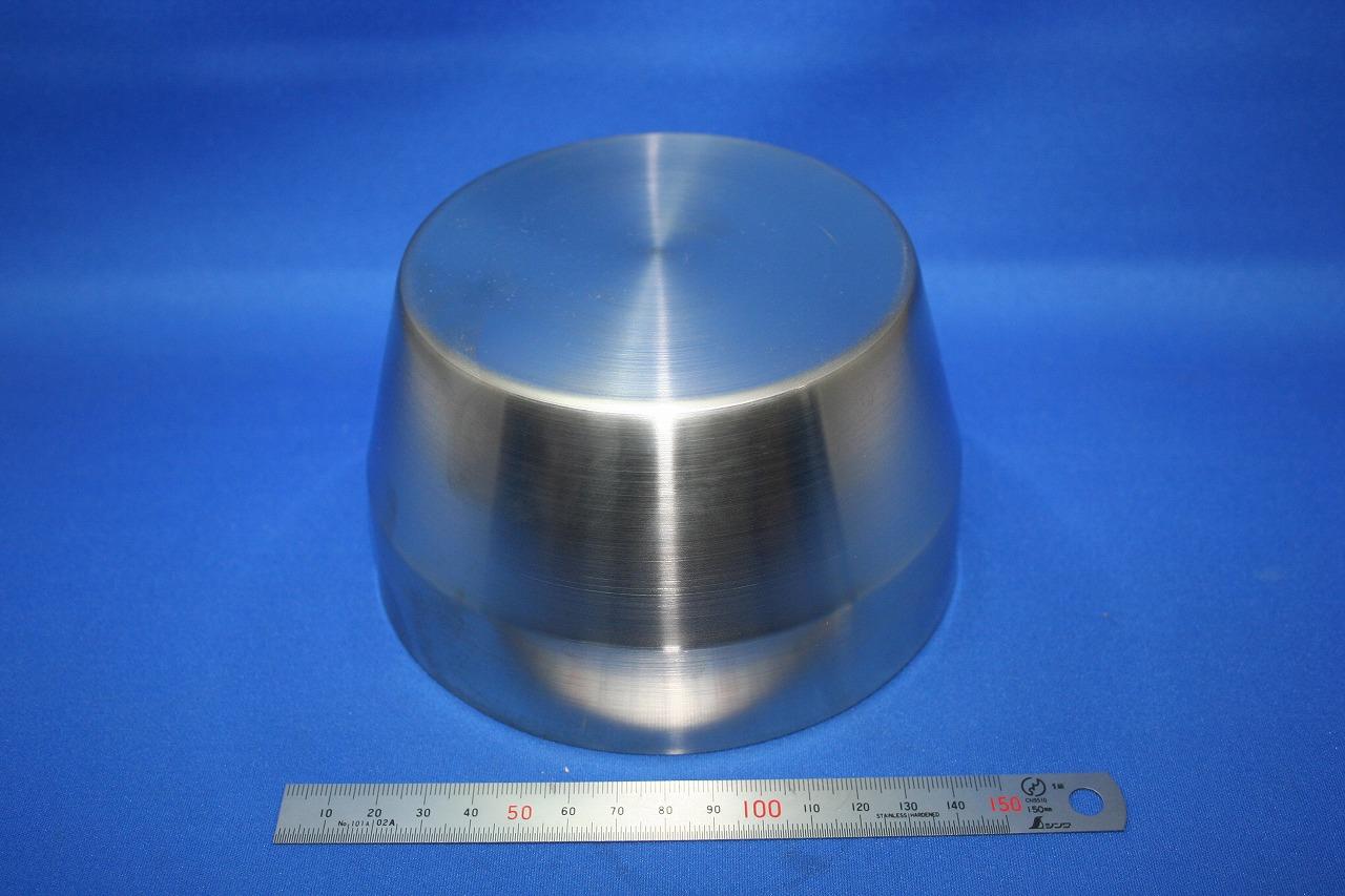 鉄のへら絞り SPC t1.0画像