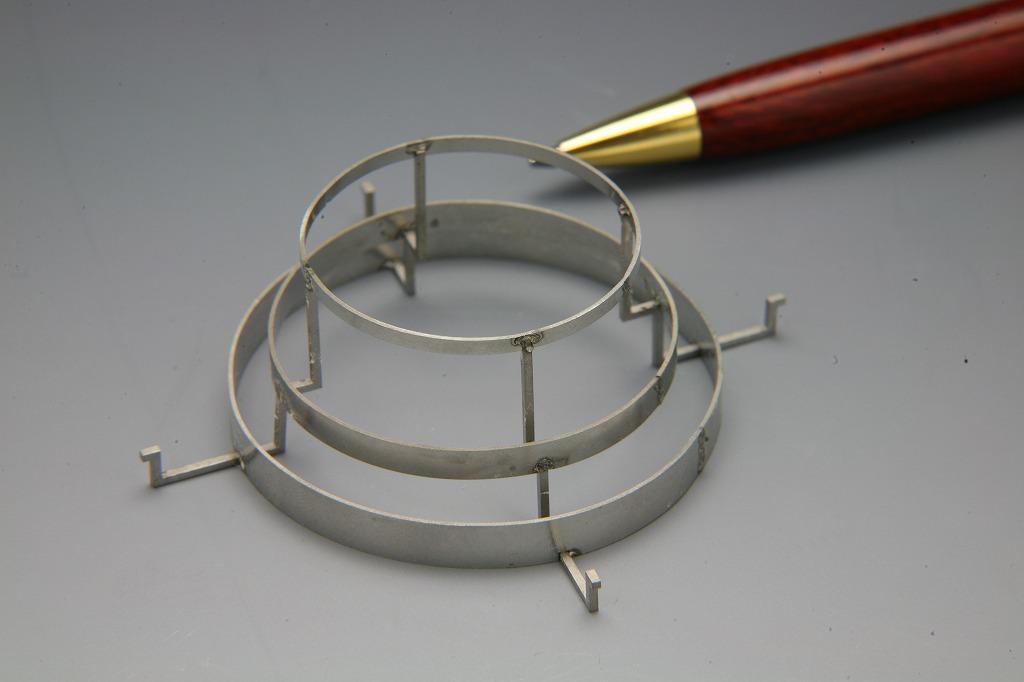 電気部品製造用冶具の精密接組み立て加工画像