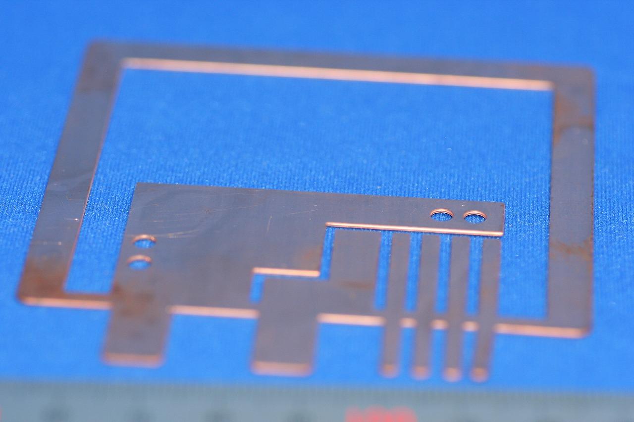 りん青銅製 搬送トレイ画像