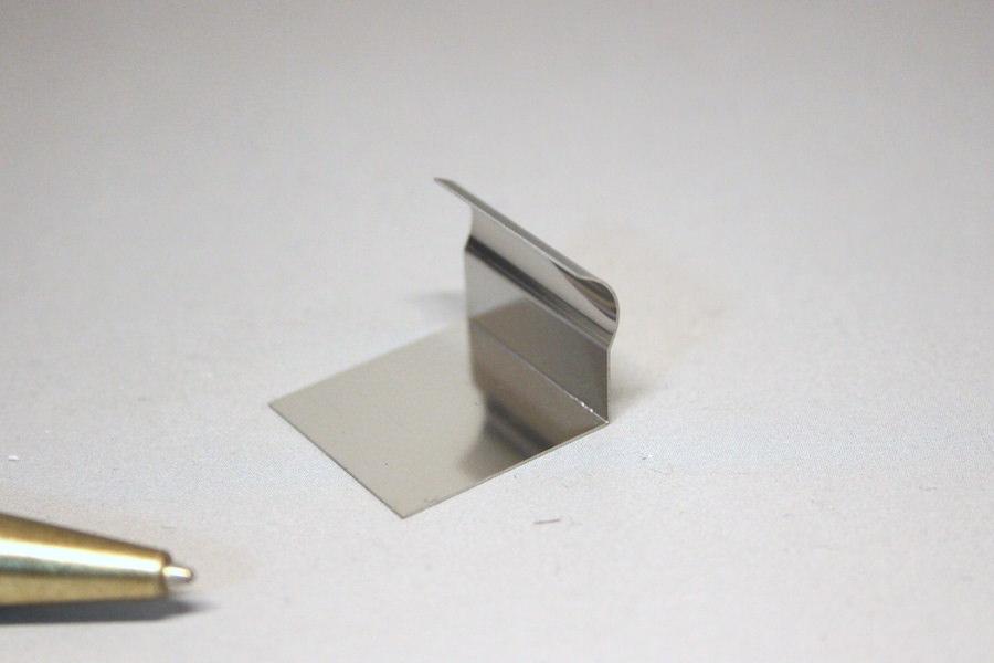 析出硬化系ステンレス 板バネ(SUS631 t0.3)画像