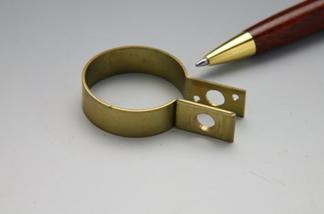 拡大鏡(レンズ)取付金具画像