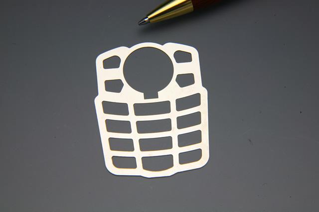 携帯電話用シム板画像