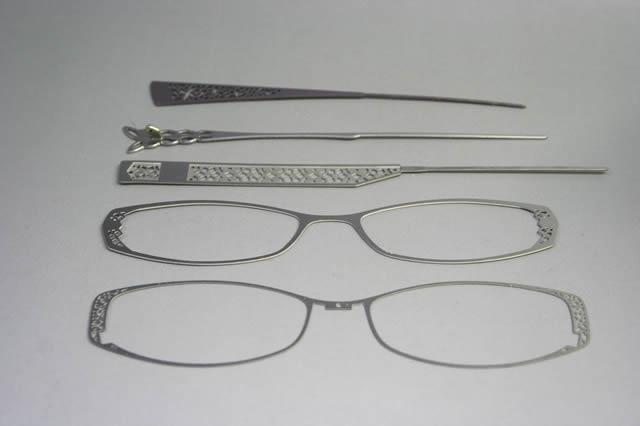 メガネ部品画像