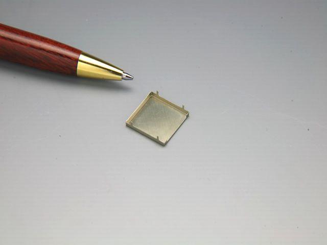AV機器基盤用シールドケース画像