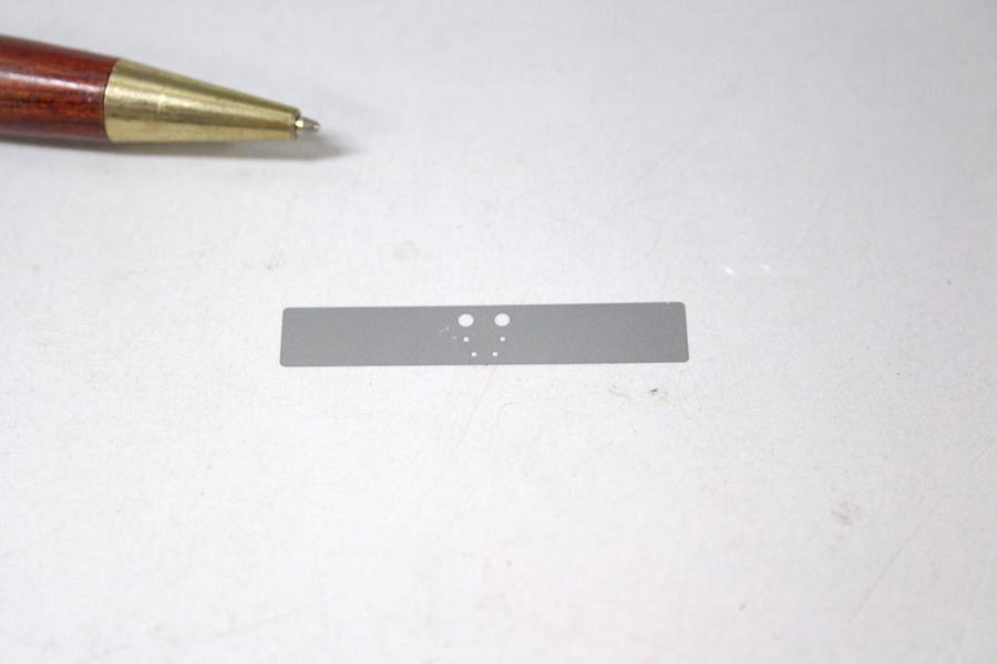 調整シム SUS430 CSP t0.05画像