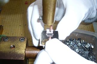 弱電機器用 微細シム板